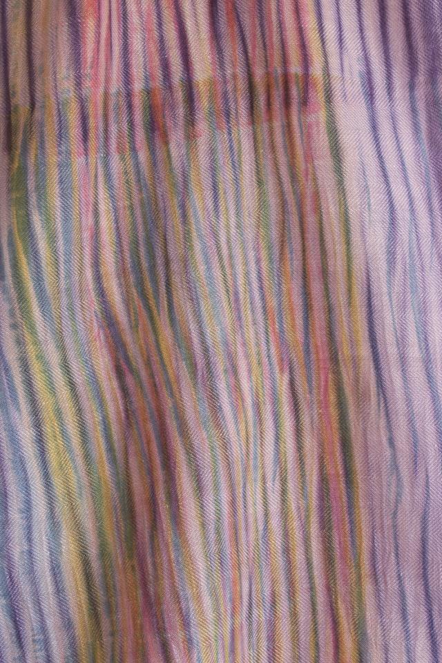 f.wintz 3- lin cachemire et soie- multicolor